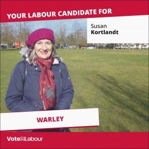 Susan Kortlandt - Warley